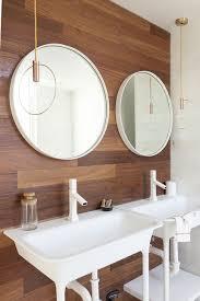 circular bathroom mirrors