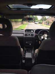 mitsubishi pajero 3 0 v6 manual 4x4 jeep in bradford west
