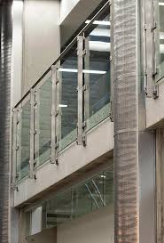 stainless steel columns architectural forms surfaces