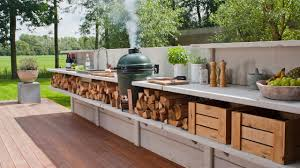 inexpensive outdoor kitchen ideas outside kitchen ideas modern outdoor on a budget within 11
