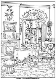 coloring pages houses 25 best architectures coloring pages for adults images on