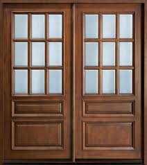 Craftsman 3 Panel Interior Door Front Door Chic 3 Panel Front Door Design 3 Panel Patio Sliding