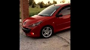pejo araba peugeot 206 plus youtube