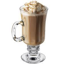 Fancy Coffee Mugs Libbey Milan Irish Coffee Mug Set 8 25 Oz 4 Pieces