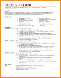 hr resume template awesome hr resume templates contemporary entry level resume