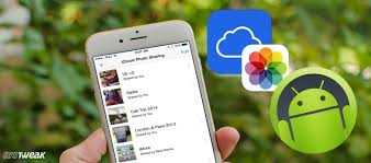 android users now your icloud photos with android users as well