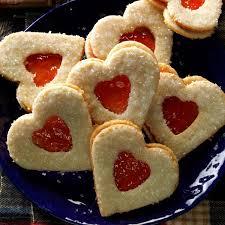 s day cookies sweetheart coconut cookies recipe taste of home