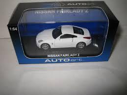 nissan fairlady 370z autoart 1 64 nissan fairlady z coupe 340z 350z 370z white awesome