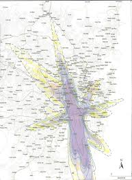 Flight Path Map The Aircraft Noise Post Stanmore And The City