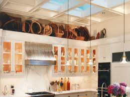 Top Of Kitchen Cabinet Decor Ideas Decorating Ideas For Above Kitchen Cabinets Christmas Lights