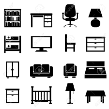 house furniture furniture items cliparts cliparts zone