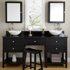 Black Vanity Table With Mirror Vanity Desk Mirror With Lights Glass Top Fantastic Dressing Table