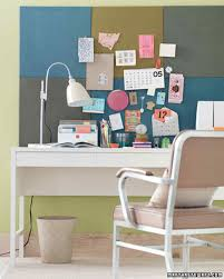 Office Board Design by Desk Organizing Ideas Martha Stewart