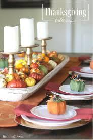 easy thanksgiving tablescape liz on call