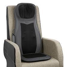 siege massant dos et nuque naipo du dos coussin siège de fauteuil massant