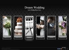 best wedding album website wedding gallery flash template best website templates