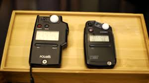 polaris incident light meter how to choose a photo light meter photography lessons youtube