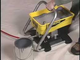 paint sprayer wagner reconditioned 3 8 hp piston paint sprayer model recon 770