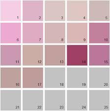 benjamin moore paint colors pink palette 12 house paint colors