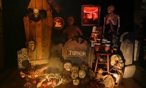 scary halloween decorations to make at home awesome halloween