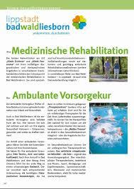 Bad Waldliesborn Bad Waldliesborn Therapie Zentrum U0026 Walibo Therme