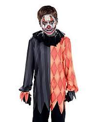 Spirit Halloween Scary Costumes Scary Clown Boys Costumes Spirithalloween