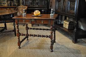 Yew Side Table Period Oak Antiques Jackie Simonini Twitter