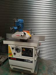 scm t110i tilting spindle moulder sold u2013 lnc woodworking machinery