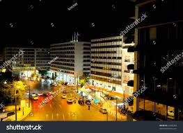 night view syntagma square athens greece stock photo 27650209