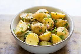 provencal cuisine provencal potato salad recipe simplyrecipes com