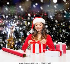 happy child elf helper santa stock photo 524237743 shutterstock