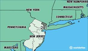 jersey area code map where is area code 201 map of area code 201 jersey city nj