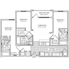 Amway Center Floor Plan The Marquee Apartments Orlando Near Ucf 407apartments Com