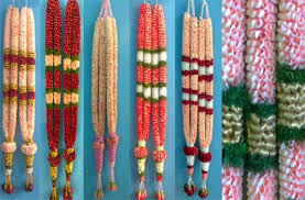 garlands for indian weddings madurai decorators indian wedding or marriage stage