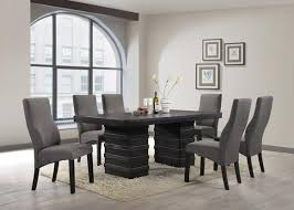 rectangle kitchen table and chairs dining rooms pilaster designs