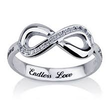 promise rings uk engraved infinity ring 925 sterling silver infinity ring promise