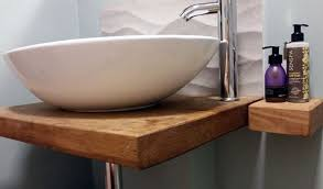 Bathroom Sink Shelves Floating Floating Shelf For Bathroom Basin Thedancingparent