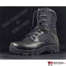 buy boots pakistan black leather delta boots price in pakistan buy