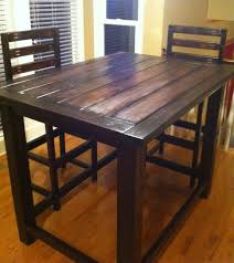 Rustic Wood Kitchen Tables - the autumn rustic kitchen table decoration home design and decor