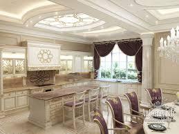 luxury kitchen designs kitchen dubai from luxury antonovich design on behance