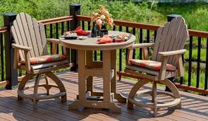 Outdoor Deck Furniture more ideas for awesome deck accents and accessories from archadeck