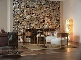 steinwand optik im wohnzimmer 20 verwirrend steinwand esszimmer dekoration ideen