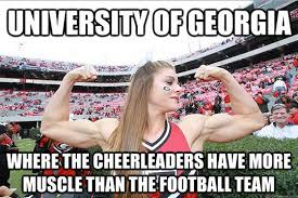 Tennessee Vols Memes - offical women of georgia thread volnation