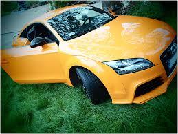2011 audi tt for sale 2011 orange audi tt rs vr6 turbo pictures mods upgrades
