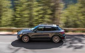 2017 porsche macan turbo 2017 porsche macan two less cylinders the car guide