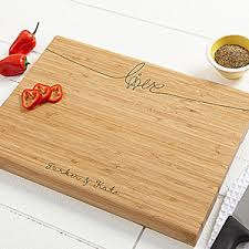 personalized wedding cutting board personalized bamboo cutting boards lovebirds