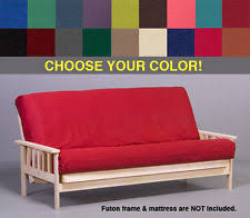 red futons frames and covers ebay
