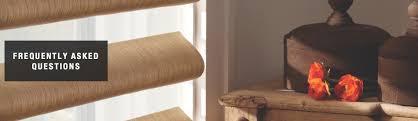 faq wessco blinds in seattle wa