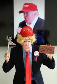 Donald Trump Halloween Costume Dealz U0027s Irish Stores Selling Donald Trump Halloween Costumes