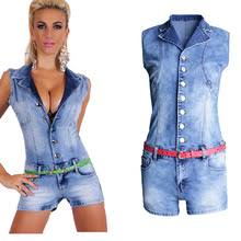 Jeans Jumpsuit For Womens Popular Jean Jumpsuit Shorts Buy Cheap Jean Jumpsuit Shorts Lots